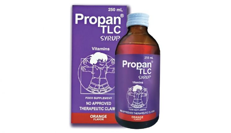 Propan TLC Syrup